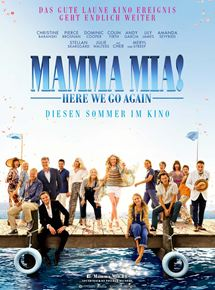 wo wurde mamma mia 2 gedreht