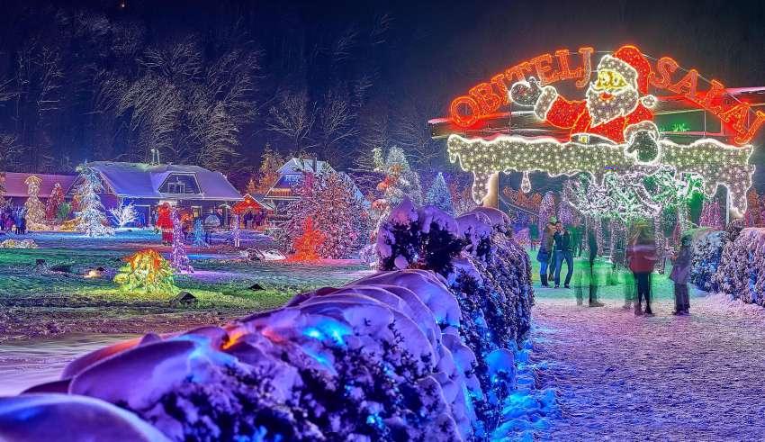 Weihnachten In Kroatien.Weihnachtswunderland Kroatien öffnet Am 30 November Kroatien