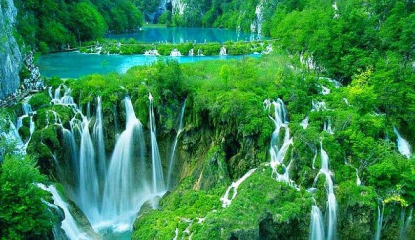 Nationalpark Plitvicer Seen Karte.Neues Ticketsystem Im Nationalpark Plitvicer Seen Kroatien