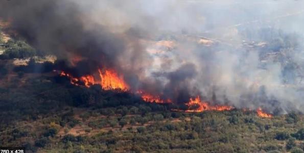 Brände Kroatien