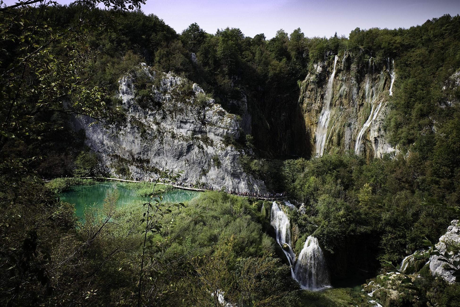 Kroatien auf der Liste der 40 schönsten Länder - Kroatien