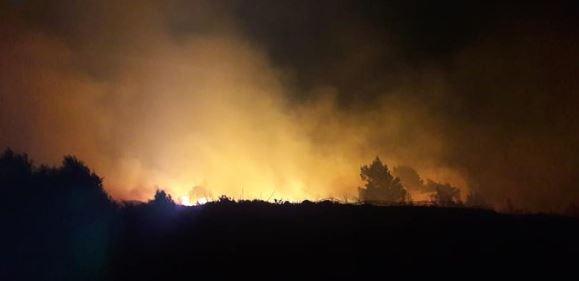 Feuer In Kroatien