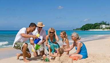 Nackt familie strand FKK Bilder